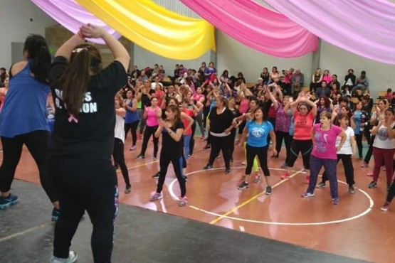 El grupo de EPF lleva adelante un sinfín de actividades en Río Gallegos