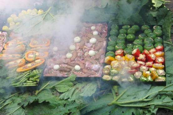Turismo gastronómico en El Bolsón
