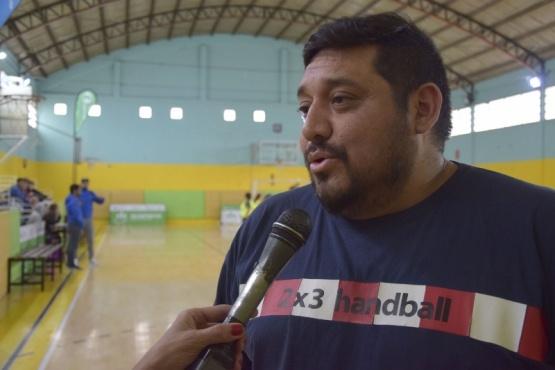 Comenzó la competencia Handball 4 vs 4 en Verano Jugado