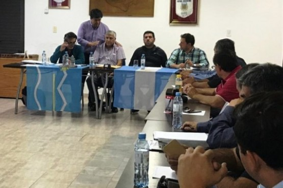 Primera reunión para la Federación de Fútbol Patagónica