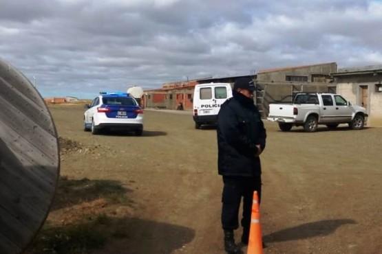 Dos aprehendidos y seis conducidos por un tiroteo en el predio de la UOCRA