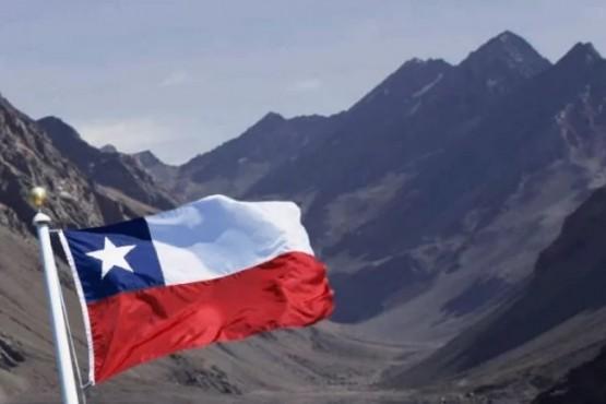 La Maratón de Mendoza se promociona con una foto de Chile