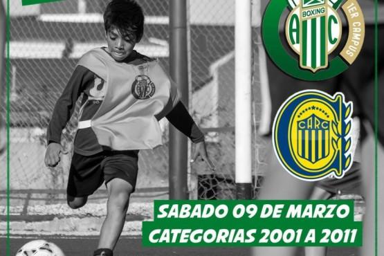 Los grandes siguen viendo jugadores en Río Gallegos
