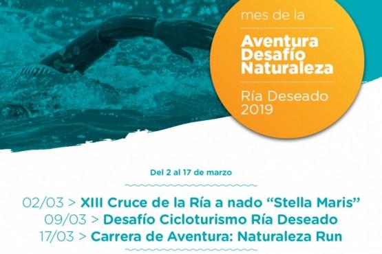 Arranca el ADN en Puerto Deseado