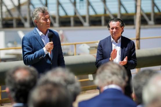 Macri anunció un paquete de medidas de ayuda a las Pymes