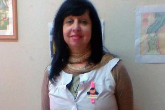 María Antonieta Guiñazú Mariani fue suspendida de la Universidad Nacional de La Pampa. Crédito: Maria A Guiñazu en Facebook