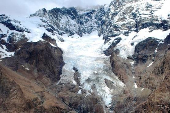 La ley de glaciares nunca se aplicó.
