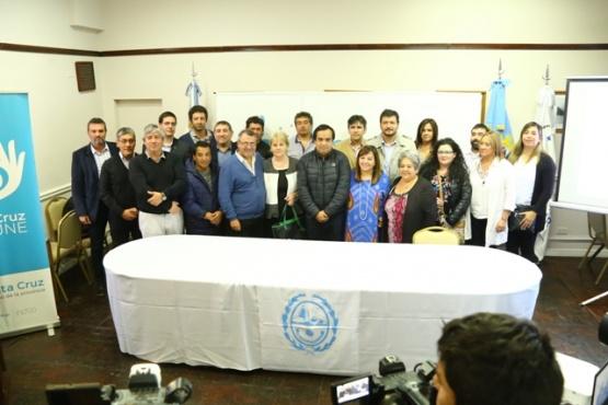Firmaron convenio con 16 entidades sociales