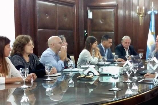 Consejo Agrario Provincial presentó avances del plan de Manejo del Guanaco