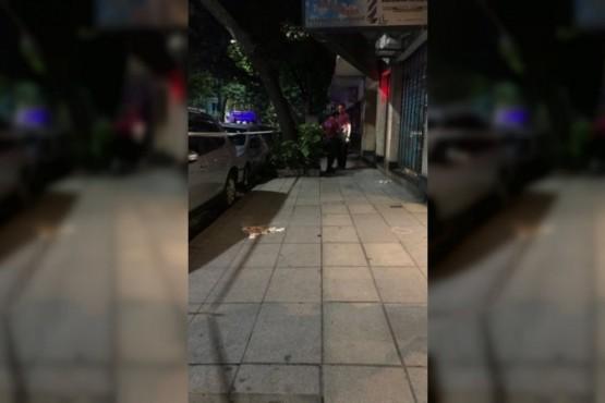 Intento de robo y tiroteo en una pizzería ubicada al lado del domicilio de Patricia Bullrich
