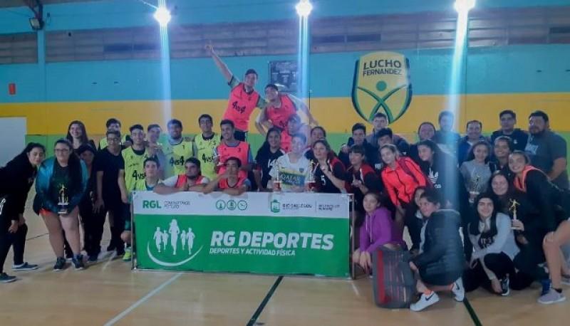 El handball fue un éxito en verano.