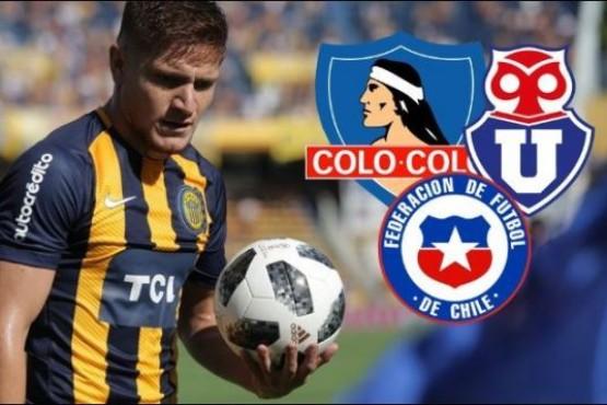 """""""El Colo"""" Gil se nacionalizará chileno y quiere jugar la Copa América"""