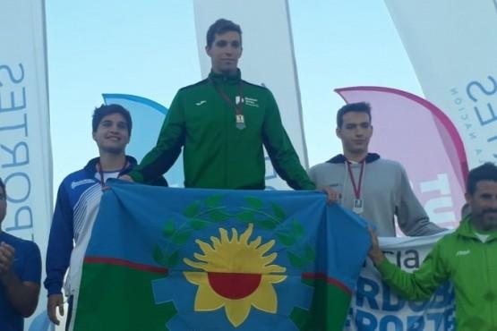 Cosechan medallas en Puerto Madryn