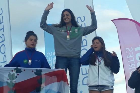 Nadadores santacruceños cosechan medallas en Madryn