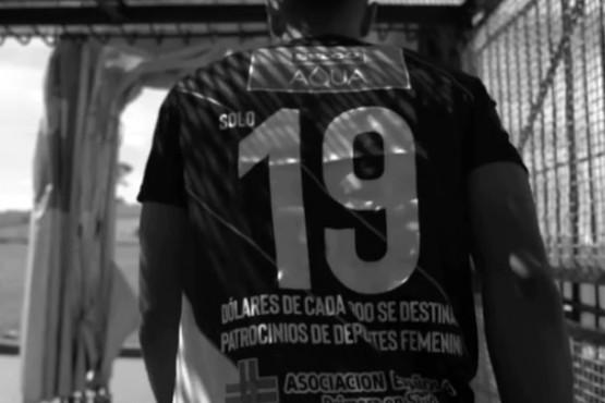La contundente campaña de un club uruguayo contra la violencia de género