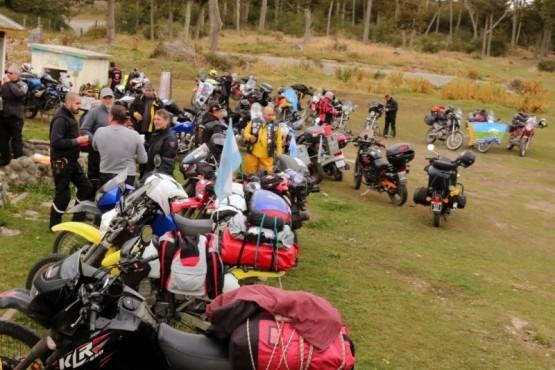 Una aventura en moto