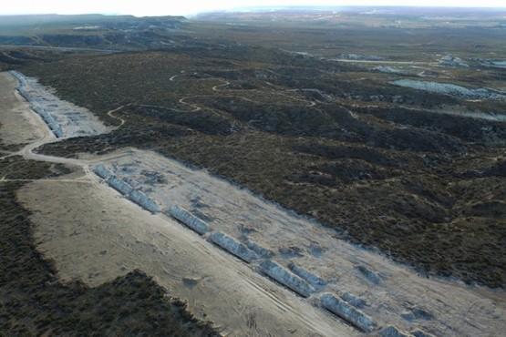 La empresa Arcante deberá presentar un plan ambiental o cerrarán su basural en Trelew