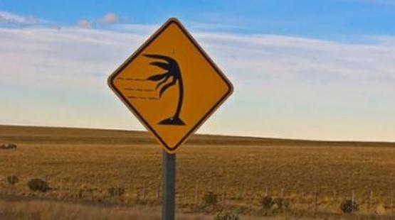 Ahora hay alerta meteorológico por fuertes vientos