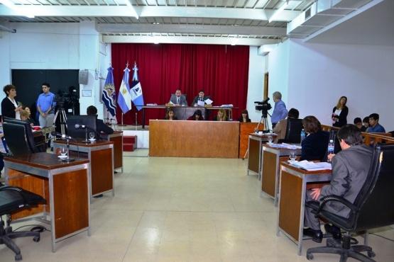 Con cuestionamientos y pedidos a Giubetich empieza el año legislativo en el Concejo