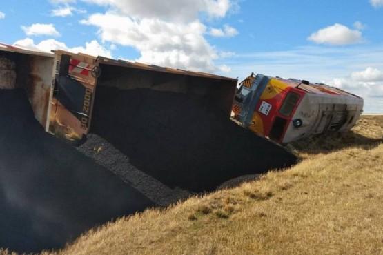 """""""Las vías no estaban en condiciones, no hay mantenimiento"""""""