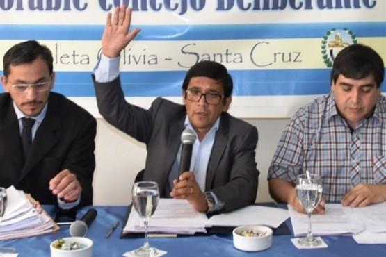 """""""Si existe Ley de Lemas creo que el pradismo estaría dentro de UPVM"""""""