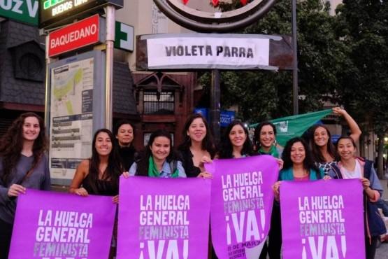 8M: Pusieron el nombre de mujeres luchadoras a estaciones de metro