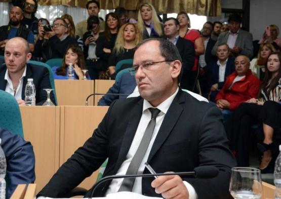 Diputado Leonardo Álvarez.