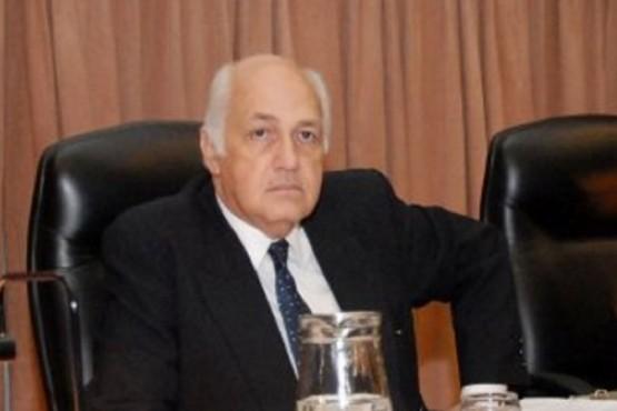 Murió Jorge Tassara, uno de los magistrados que debía juzgar a Cristina Kirchner