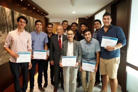"""Finalistas del """"Innova Futuro"""" se capacitaron en Buenos Aires"""