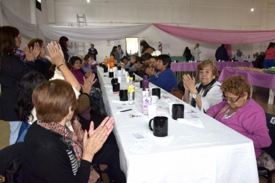 En el IV Encuentro de Adultos dieron inicio a las actividades anuales