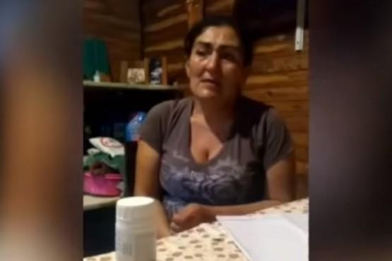 El pedido desesperado de una mamá que fue violada por su hijo adicto