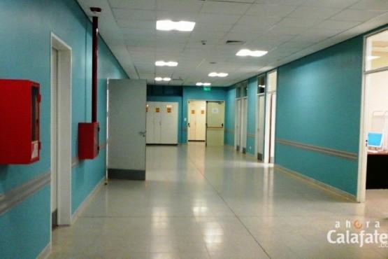 Hoy hay paro en el Hospital SAMIC
