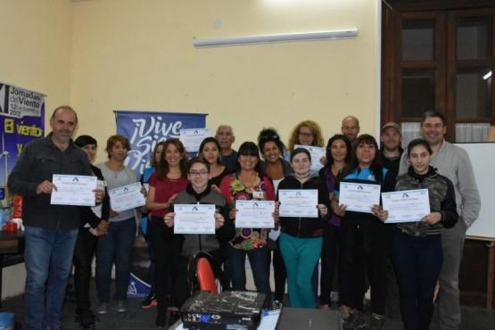 Finalizó el taller de Ecoturismo de Avistamiento Responsable y Conservación de Cetáceos