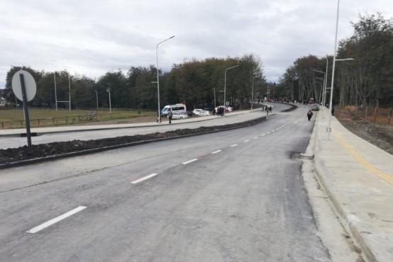 Se inauguró el nuevo puente