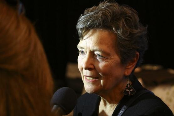 Homenajearon a la artista Norma Segovia