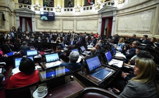 Presentan un nuevo proyecto de aborto legal en el Senado