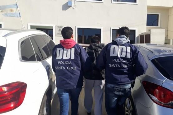 Seguirán presos los sujetos que tenían 1,6 kilos de cocaína
