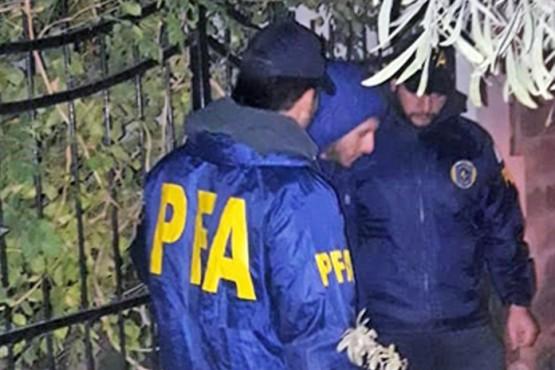 Atraparon a un narco prófugo tras una ardua investigación