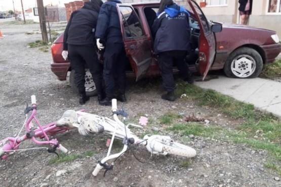 Excarcelan a uno de los sujetos de la persecución donde fue herido un policía