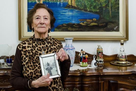 Hortensia Ardura de Montoya: La angustia de lo que no puede decirse