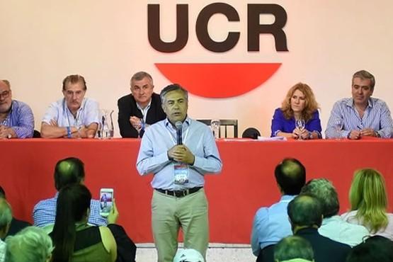La UCR ratificó su pertenencia al frente de Cambiemos.