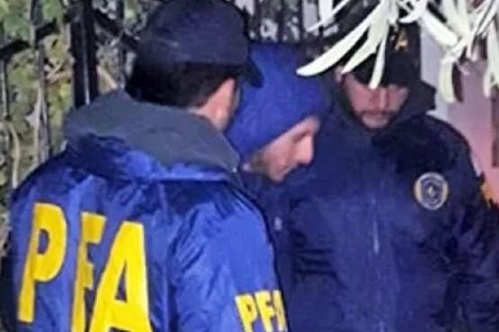 Condenado por narcotráfico buscado en Comodoro fue capturado en Trelew