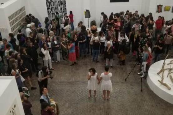 Presentación en el Museo Cultural de la Memoria Haroldo Conti