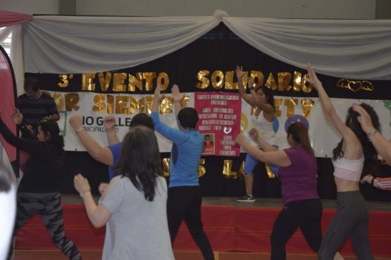 Tercer Evento Solidario
