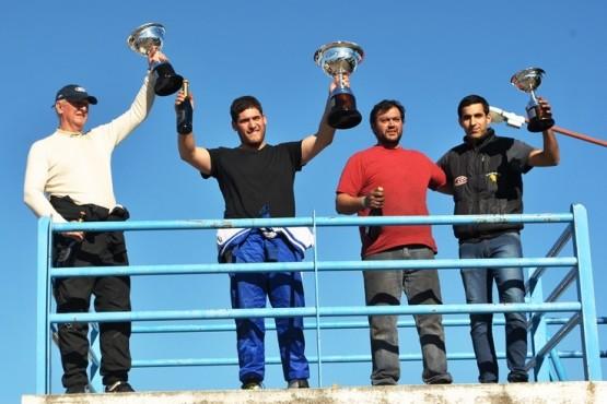 Los primeros ganadores del año en el José Muñiz