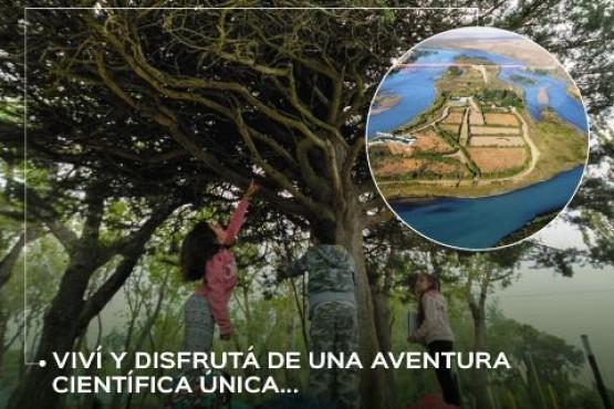 Comienza el Primer Campamento Científico en la Isla Pavón