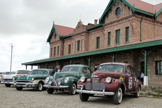 Se viene el 3° Rally de Autos Clásicos de la Ruta Azul
