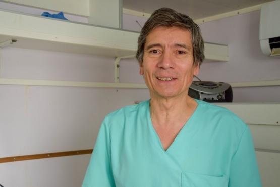 Dr. Guillermo Basualto