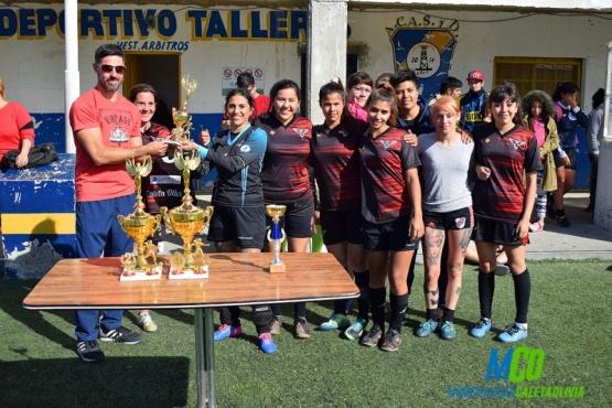 Catamarca se consagró campeón en el fútbol femenino
