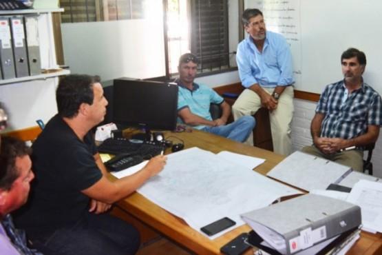 Pronostican intensas lluvias en Trelew y ya trabaja el comité de emergencia
